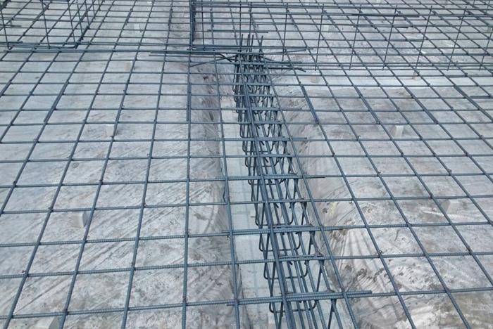 鉄筋住宅基礎工事